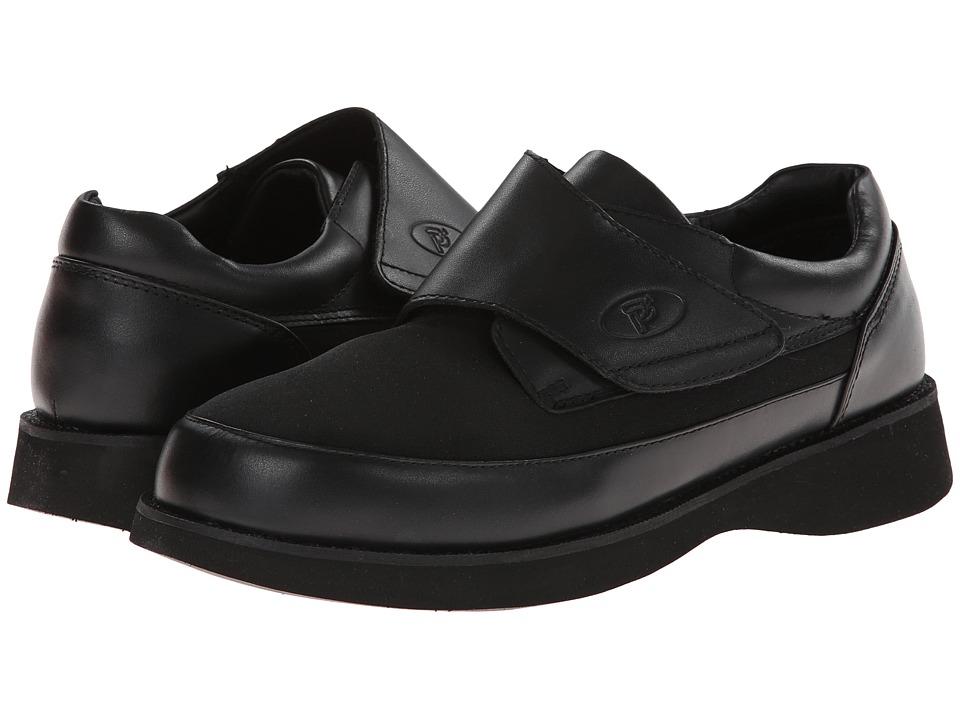 Propet Pedwalker 15 Medicare/HCPCS Code = A5500 Diabetic Shoe (Black) Men