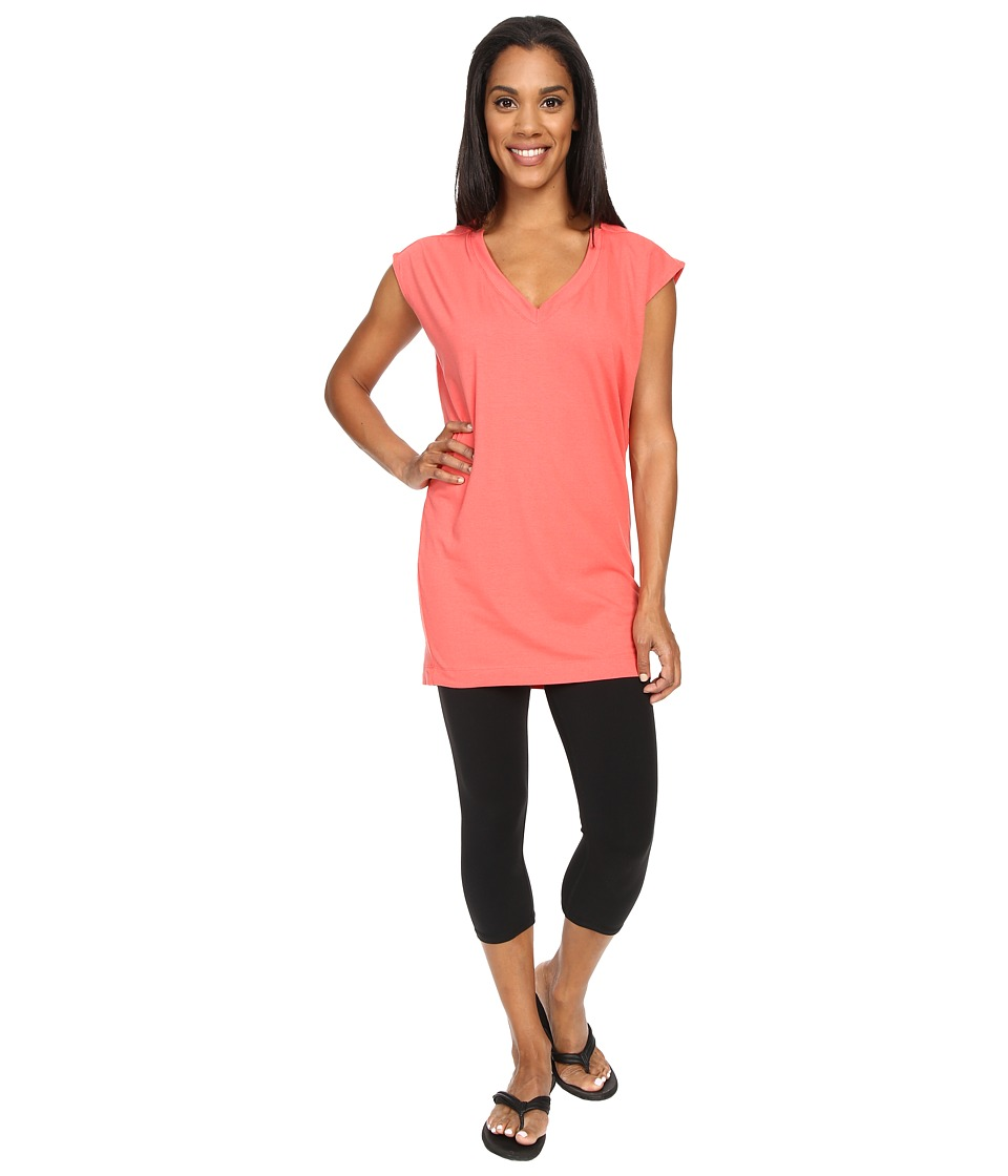 FIG Clothing - Val Tunic (Melba) Women's Short Sleeve Pullover