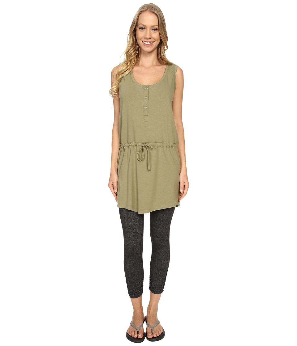 FIG Clothing - Ysy Tunic (Ginseng) Women's Clothing
