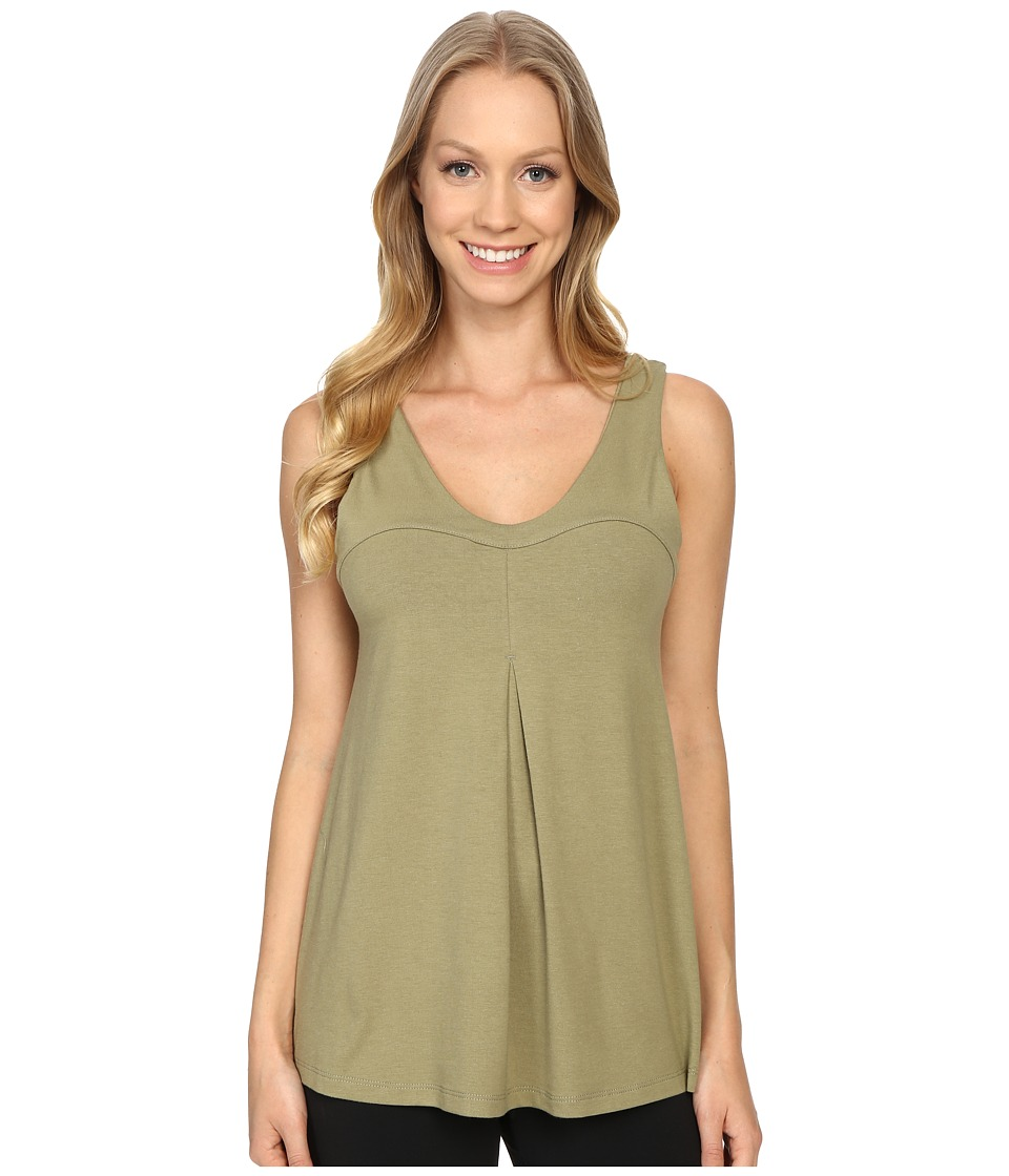 FIG Clothing - Sax Top (Ginseng) Women's Sleeveless