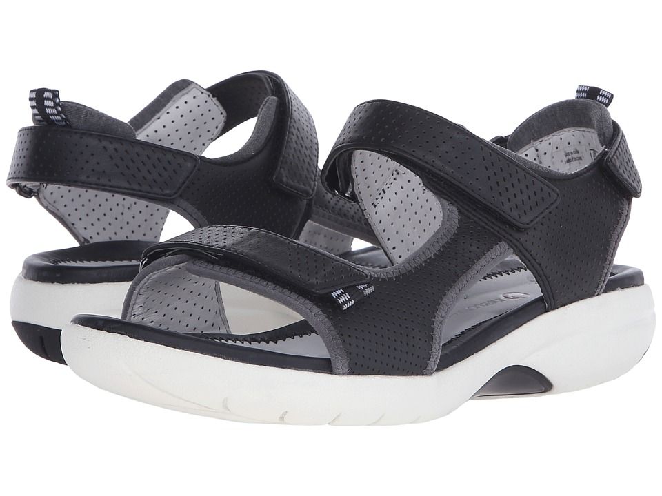 Clarks - Un Neema (Black) Women's Sandals