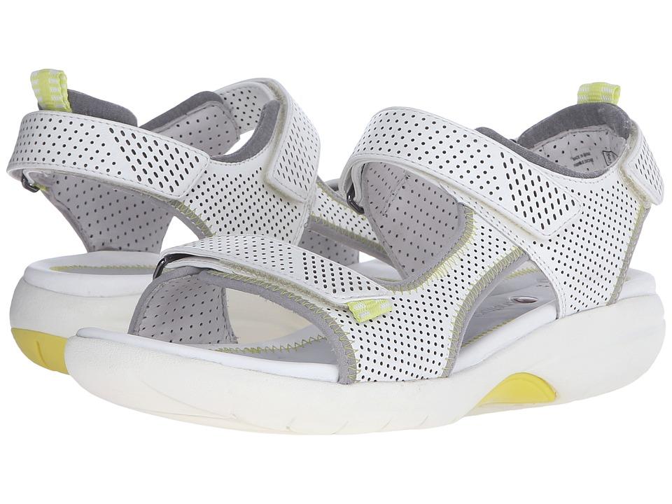 Clarks - Un Neema (White) Women's Sandals