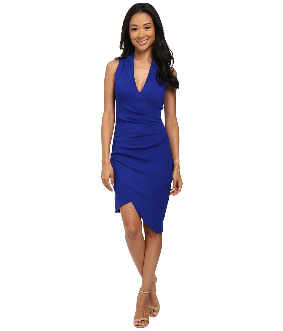 Nicole Miller - Stefanie Dress (Cobalt) Women's Dress