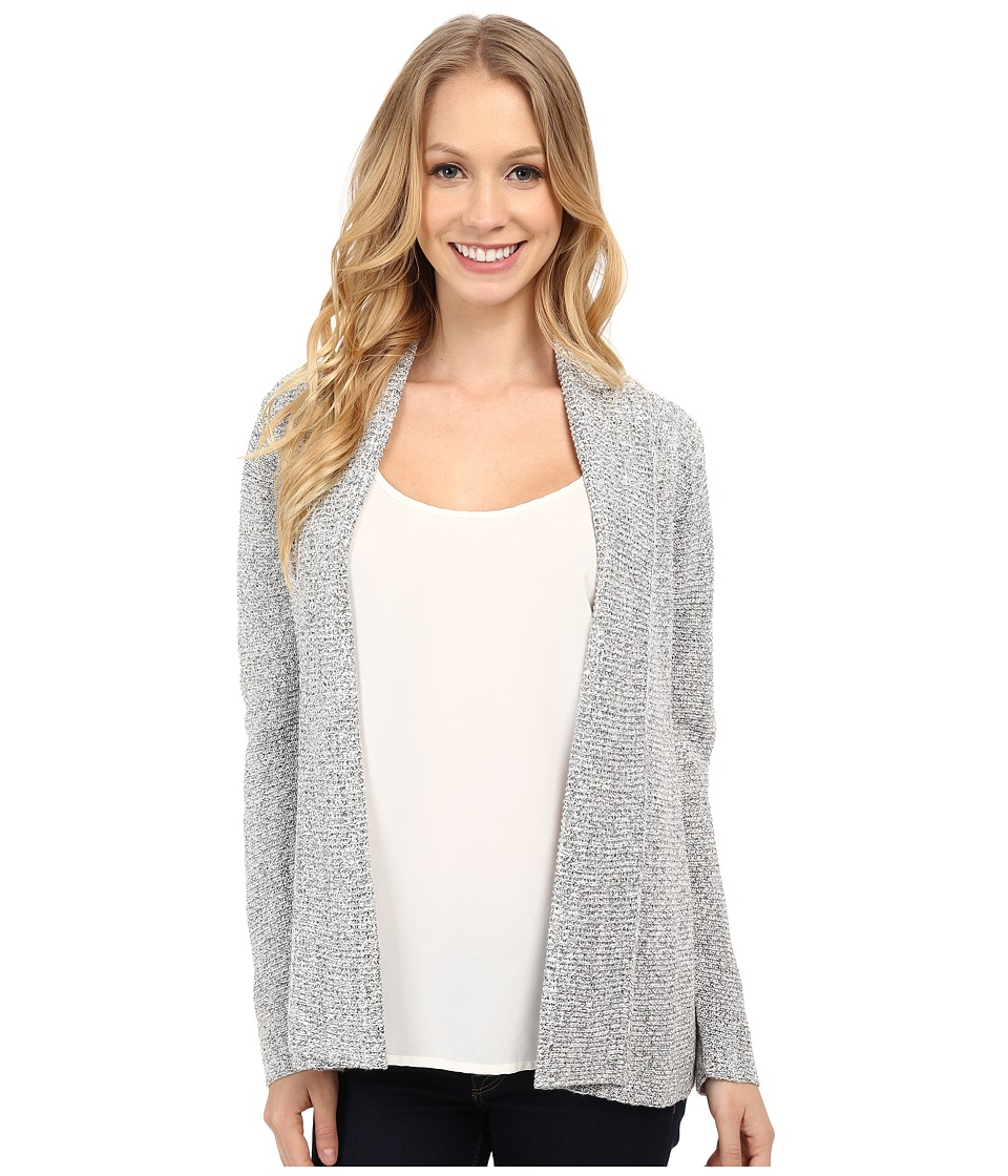 NIC+ZOE - Scoopback Cardy (Powder) Women's Sweater