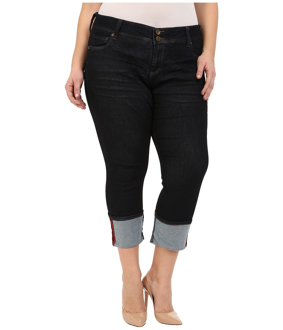 KUT from the Kloth - Plus Size Cameron Straight Leg Jeans (Growth) Women's Jeans