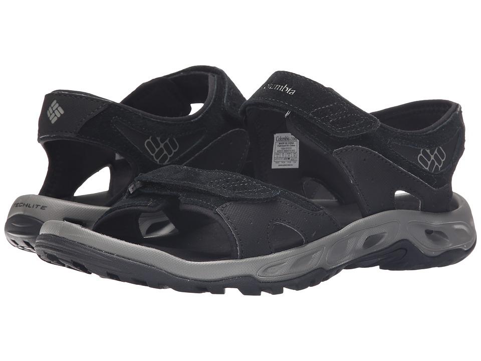Columbia - Venterotm (Black/Charcoal) Men's Shoes