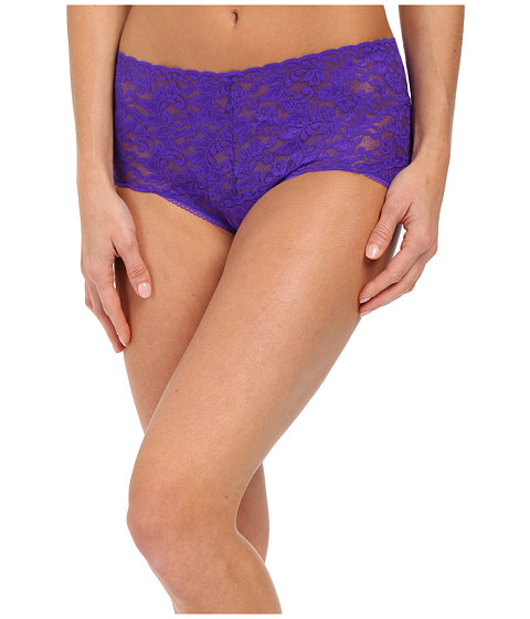 Hanky Panky - Signature Lace Retro V-Kini (Electric Purple) Women's Underwear