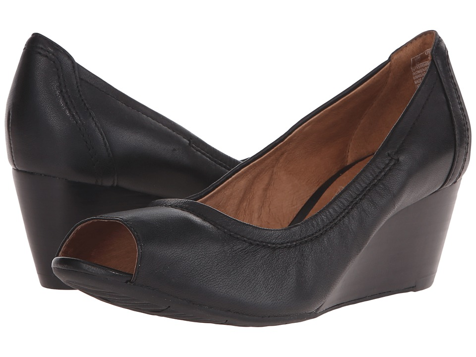 Clarks Burmese Art (Black 1) Women
