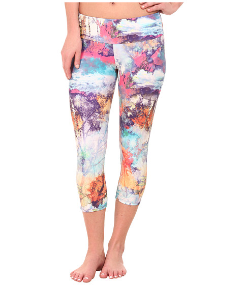 Onzie - Fantasy Capri Pants (Fantasy) Women