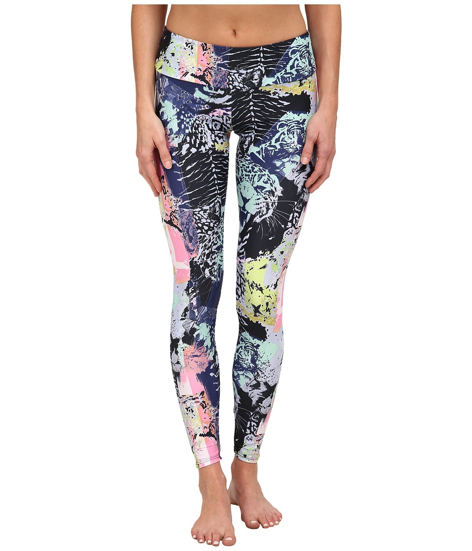 Onzie - Jungle Fever Long Leggings (Jungle Fever) Women's Casual Pants