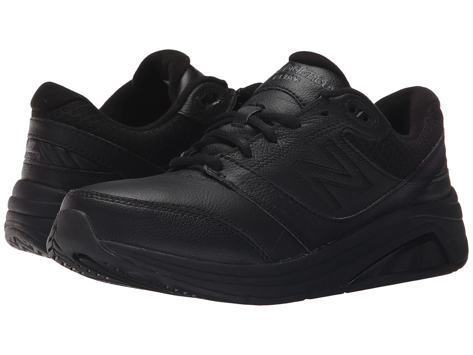 New Balance - WW928v2 (Black) Women's Walking Shoes