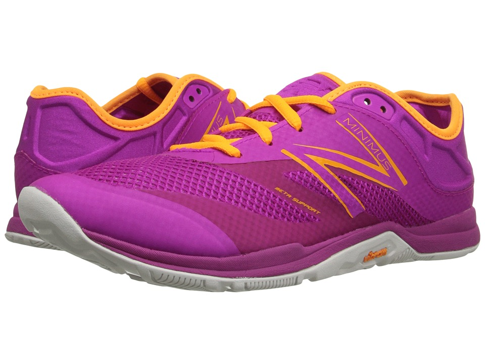 New Balance - WX20v5 (Pink) Women's Cross Training Shoes