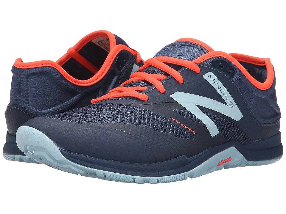 New Balance - WX20v5 (Navy/Light Blue) Women's Cross Training Shoes