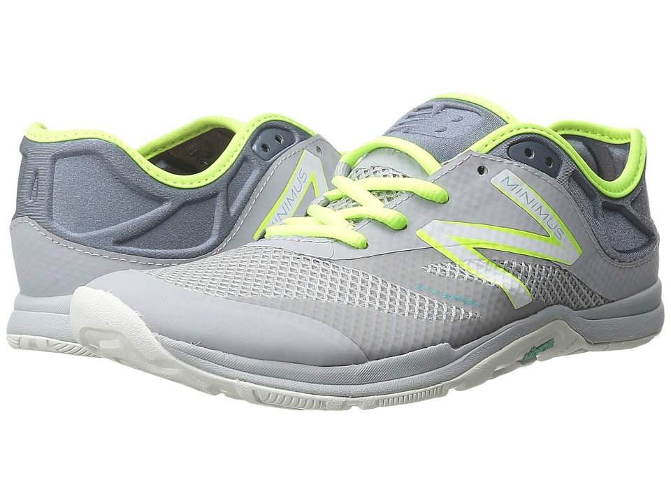 New Balance - WX20v5 (Green/Blue) Women's Cross Training Shoes