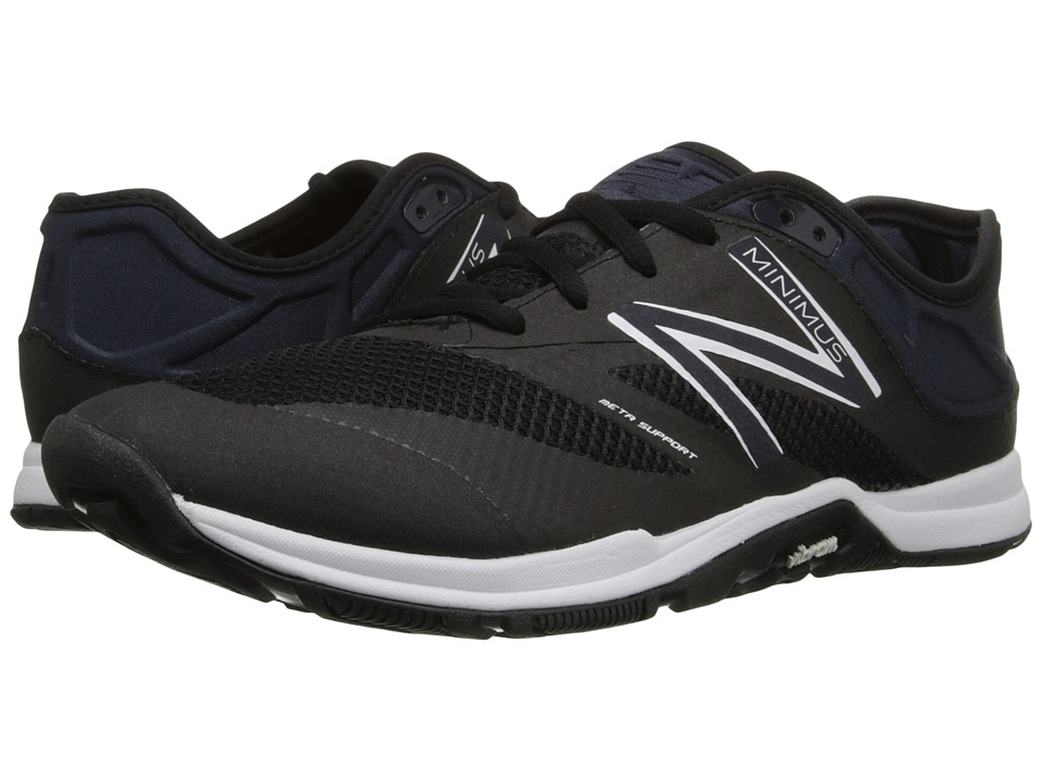 New Balance - WX20v5 (Black/White) Women's Cross Training Shoes