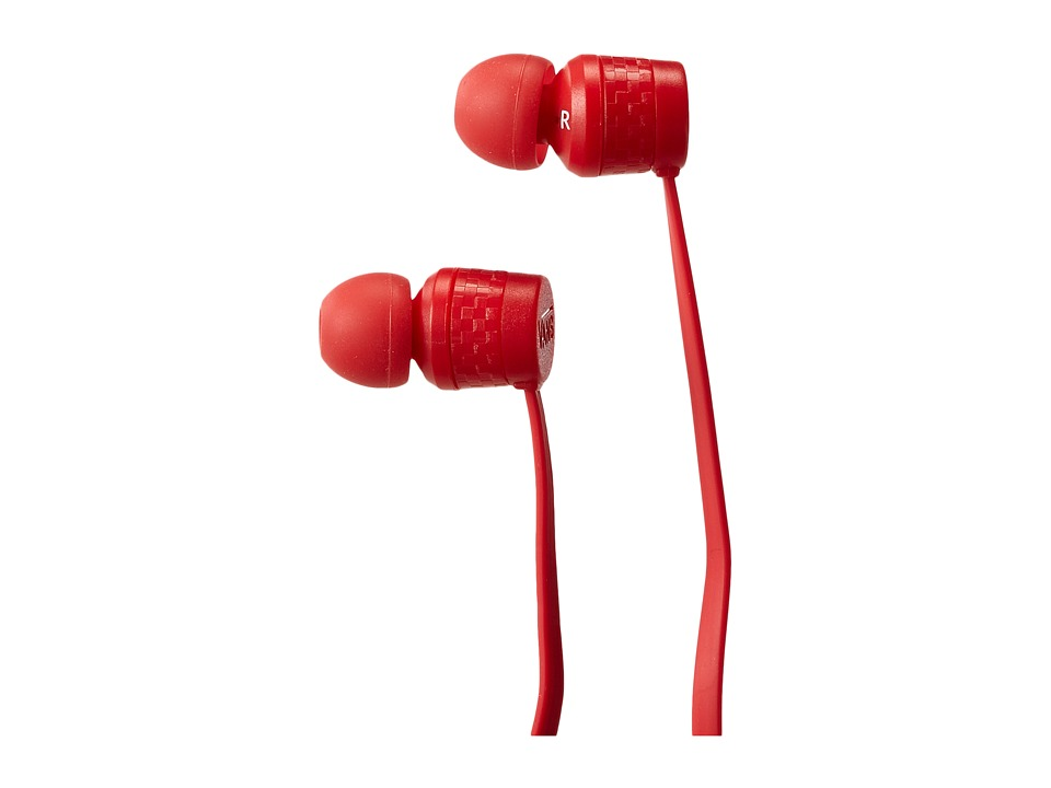 Vans - Earphones (Red) Headphones