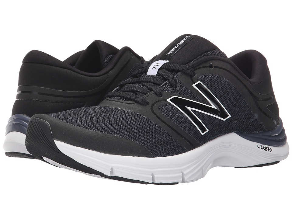 New Balance - WX711v2 (Black/Thunder) Women's Cross Training Shoes