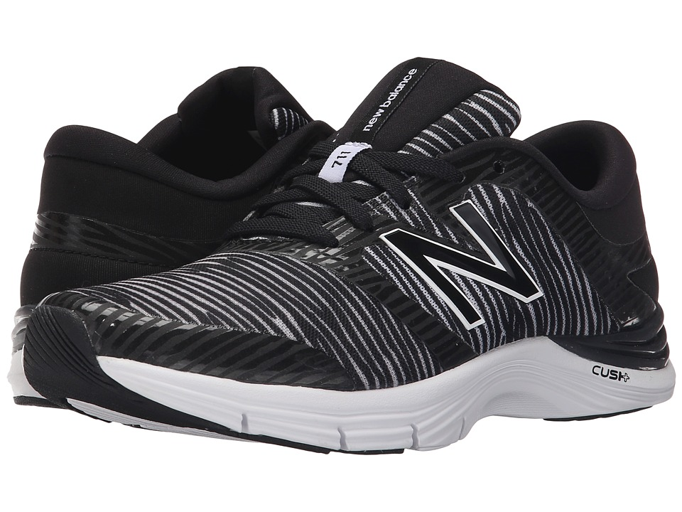 New Balance - WX711v2 (Black/White) Women's Cross Training Shoes