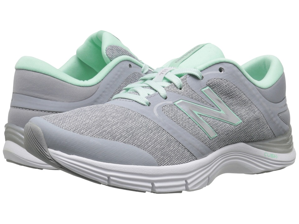 New Balance - WX711v2 (Silver Mink) Women's Cross Training Shoes