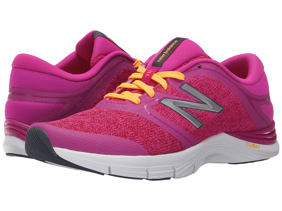 New Balance - WX711v2 (Pink) Women's Cross Training Shoes