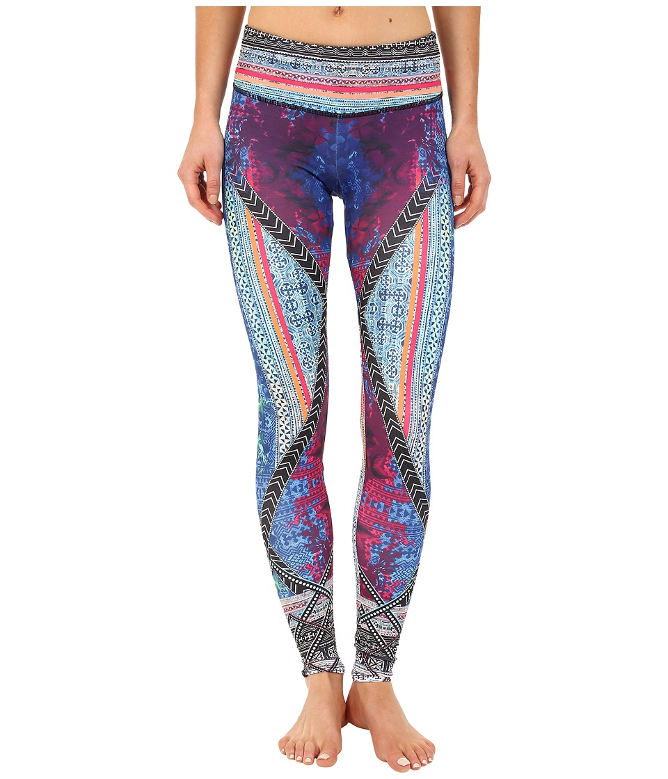Onzie - Indo Mix Graphic Leggings (Indo Mix) Women's Casual Pants