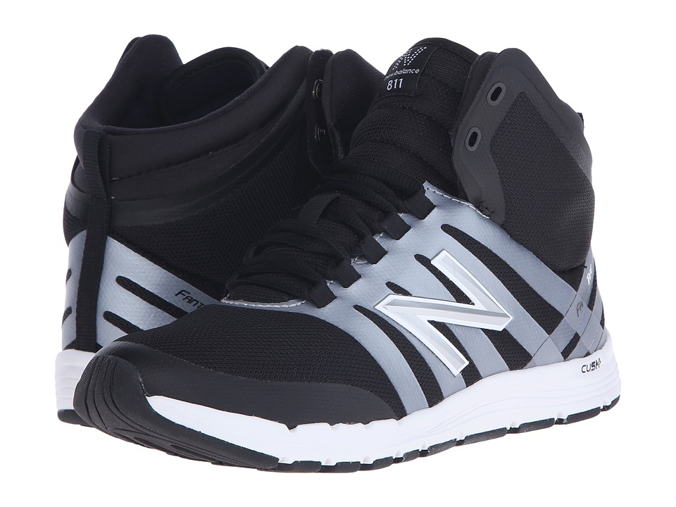 New Balance - WX811 (Black/White) Women's Shoes