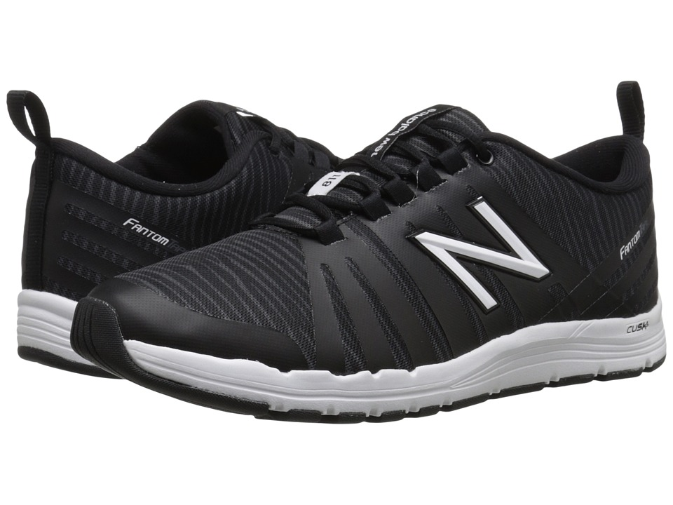 New Balance - WX811 (Black/Thunder) Women's Shoes