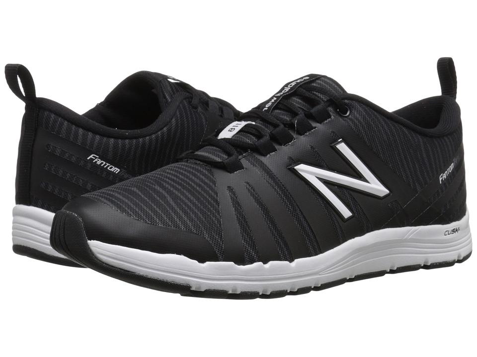 New Balance - WX811 (Black/Thunder) Women's Shoes