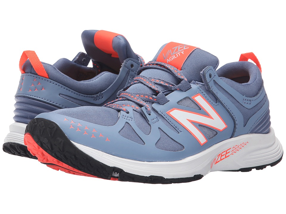 New Balance - Vazee Agility (Blue) Women's Cross Training Shoes