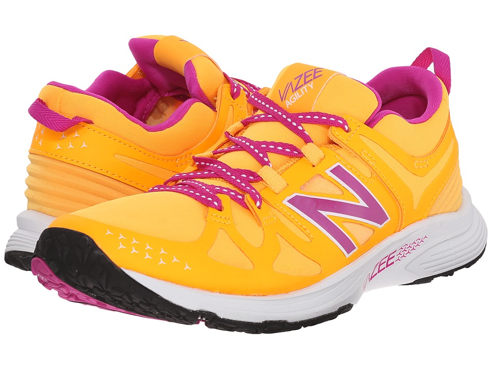 New Balance - Vazee Agility (Orange) Women's Cross Training Shoes