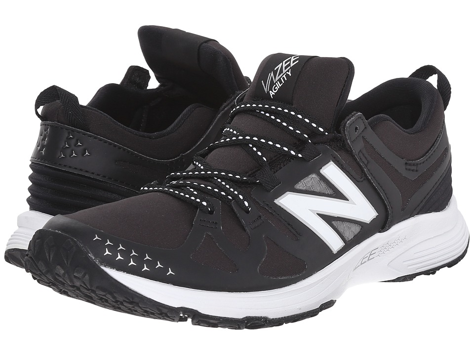 New Balance - Vazee Agility (Black/White) Women's Cross Training Shoes