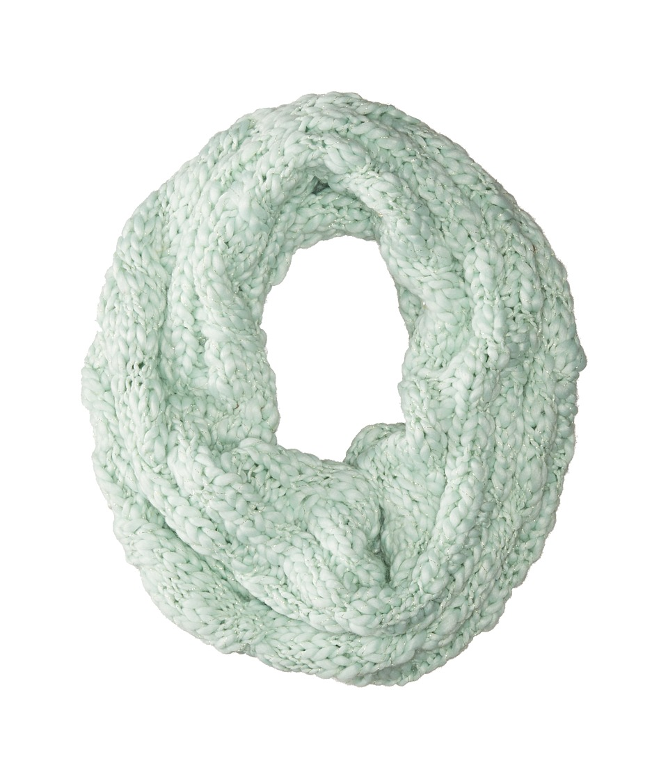 Betsey Johnson - Pearly Girl Snood (Aqua) Caps