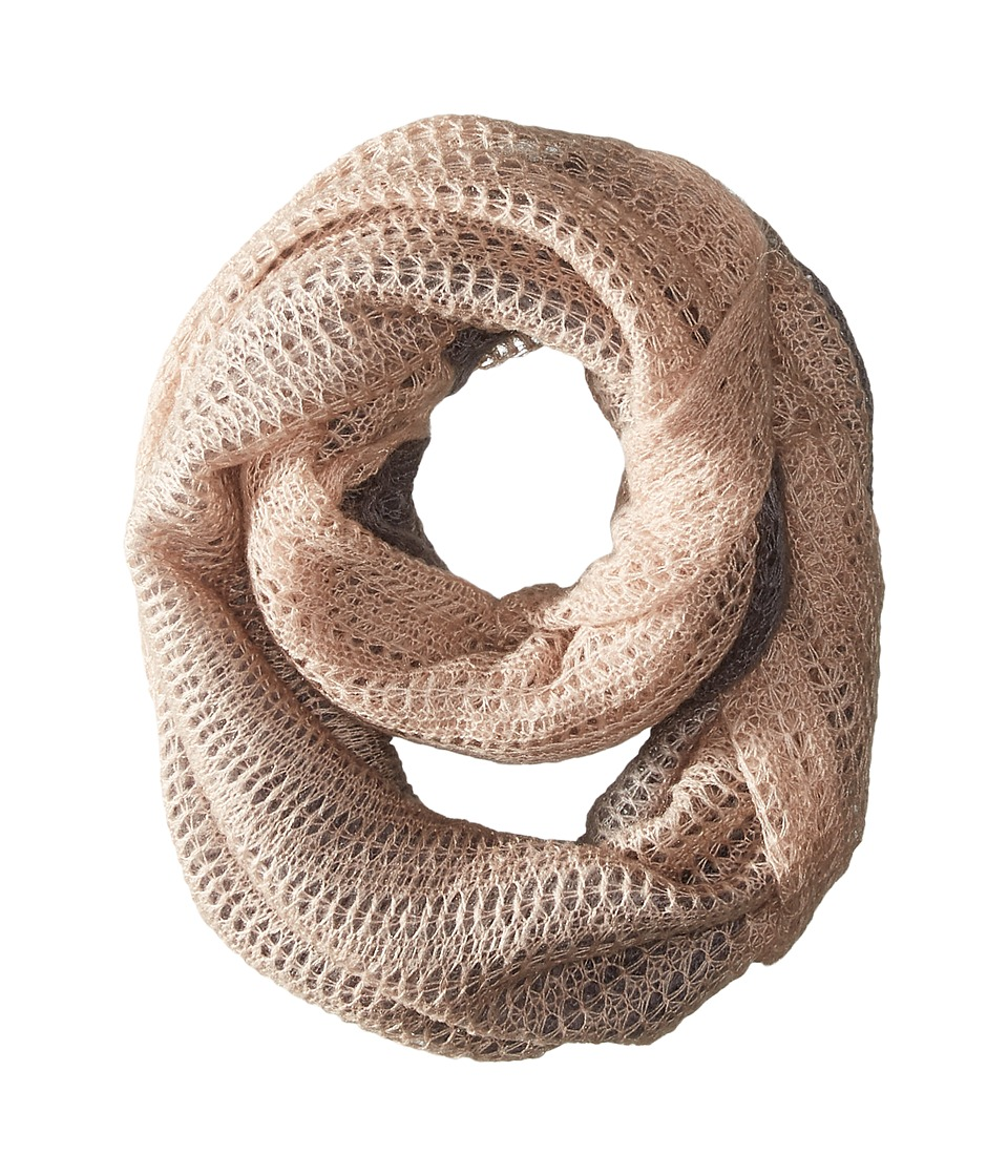 Michael Stars - Laced Knit Ombre Eternity Scarf (Chantilly) Scarves