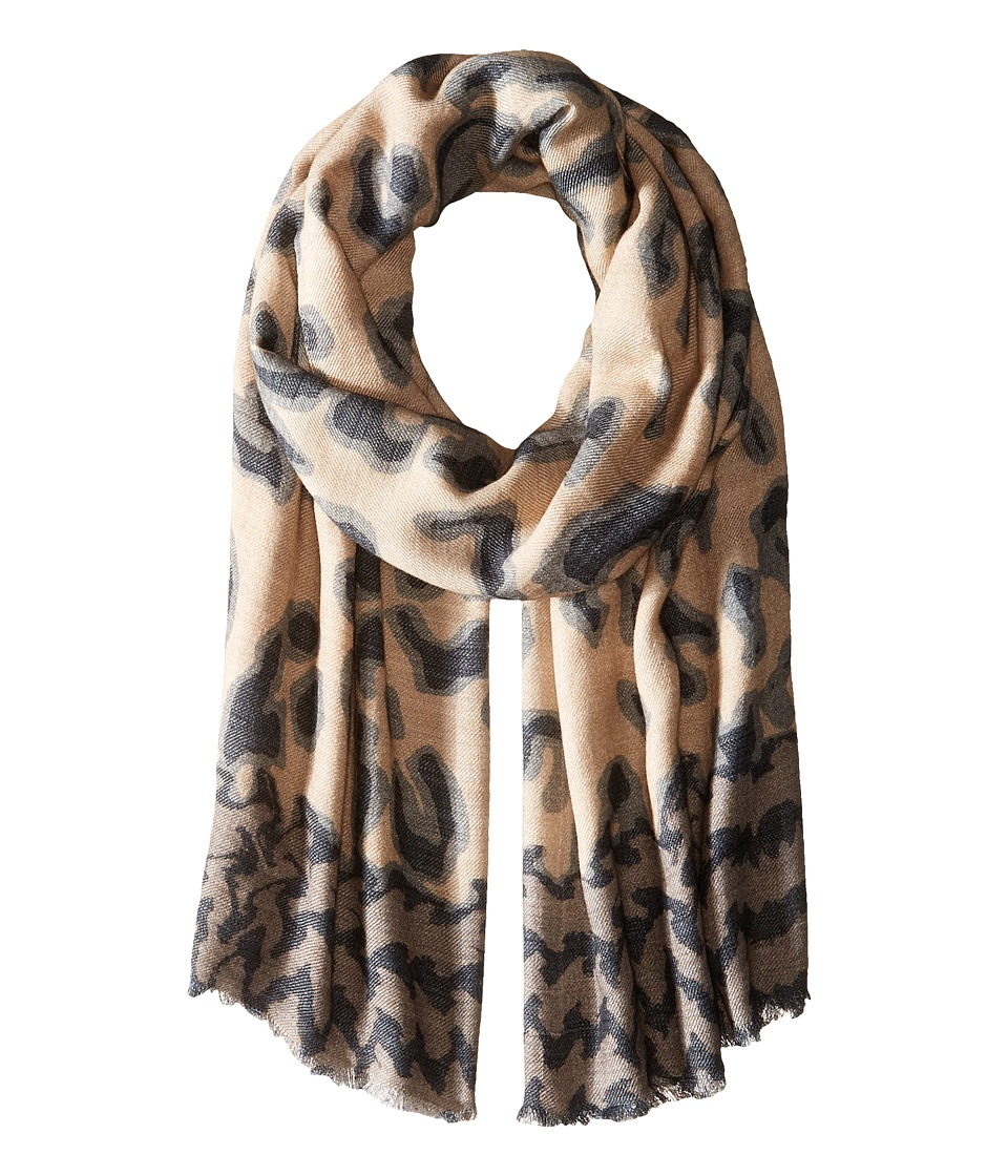 Michael Stars - Spot Me Scarf (Quicksand) Scarves