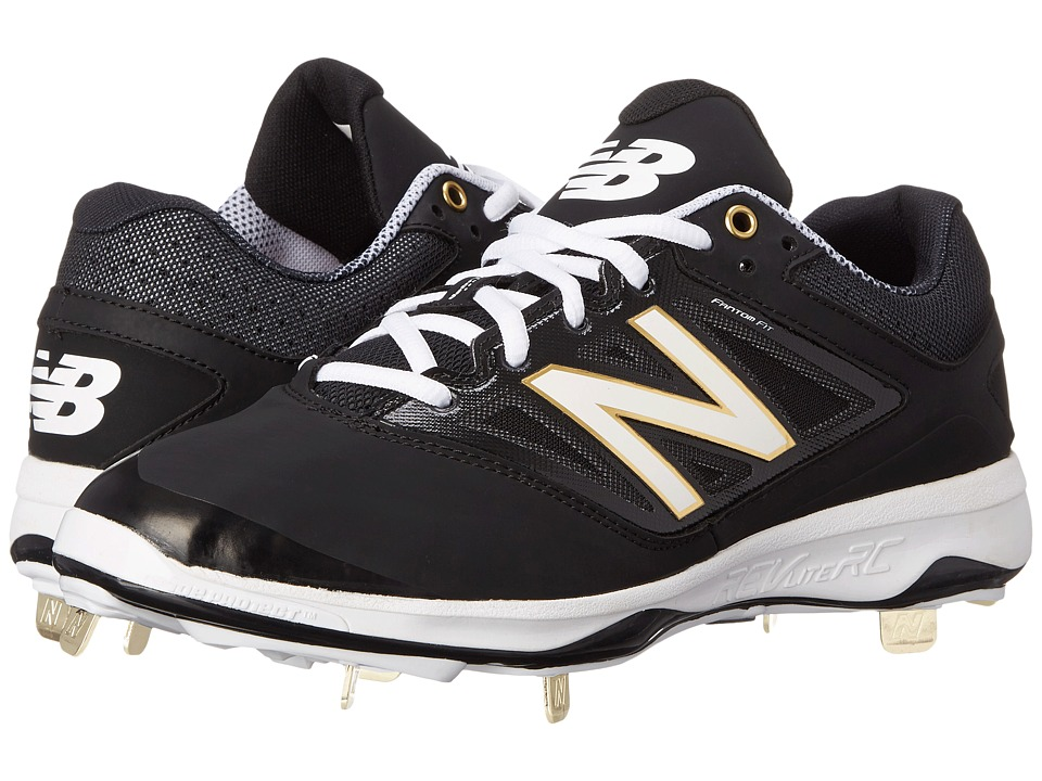 New Balance 4040v3 Low (Black/Black) Men
