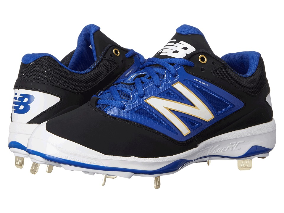 New Balance 4040v3 Low (Black/Blue) Men