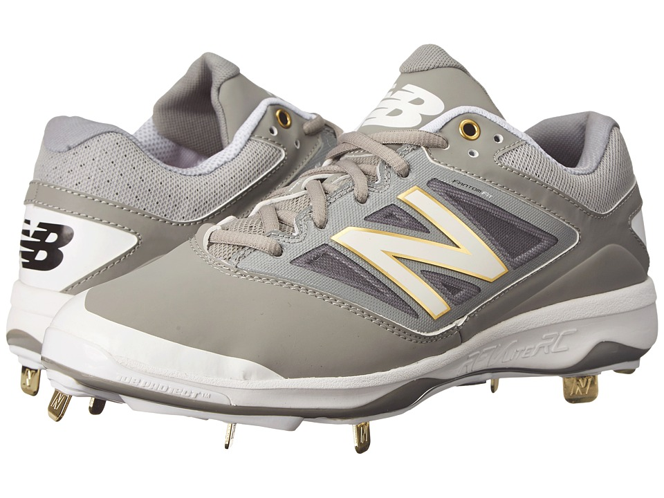 New Balance 4040v3 Low (Grey/White) Men