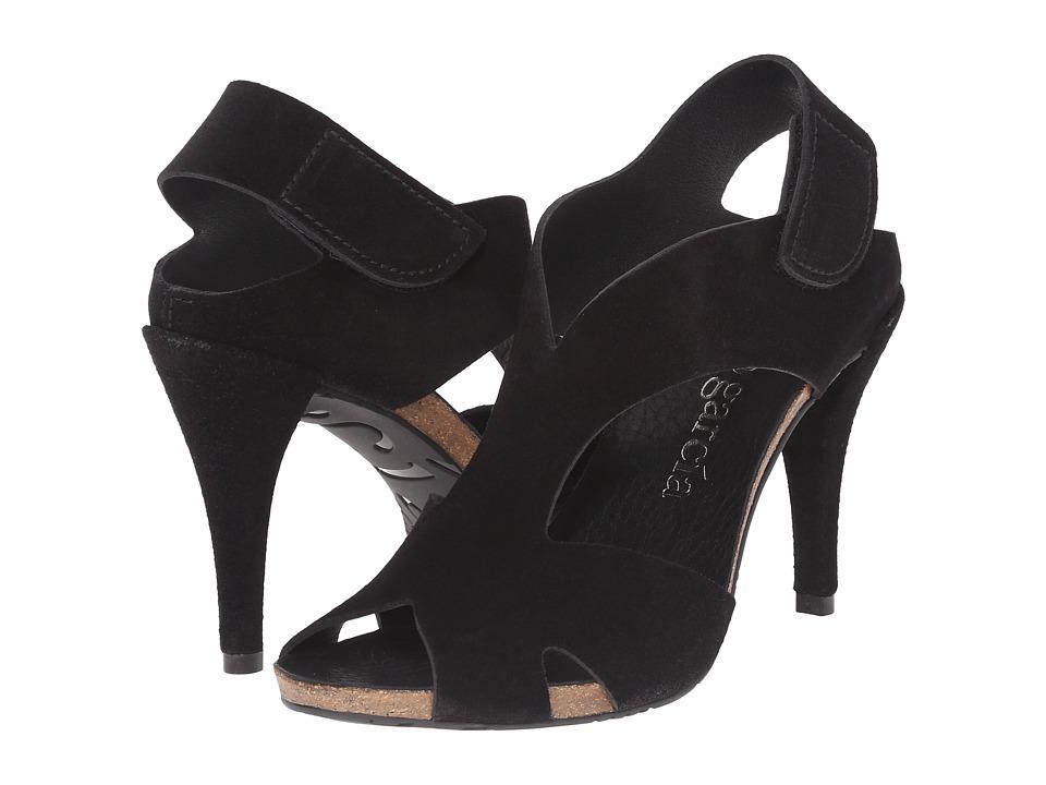Pedro Garcia - Yolanda (Black Castoro) High Heels