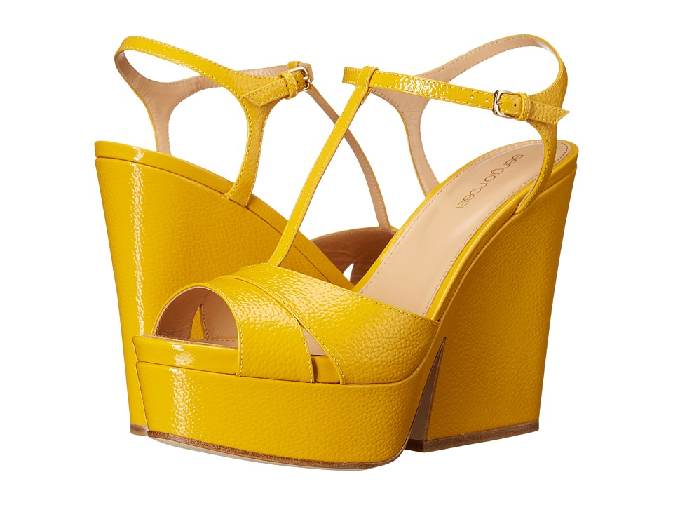 Sergio Rossi - Edwige (Sunshine) Women's Wedge Shoes