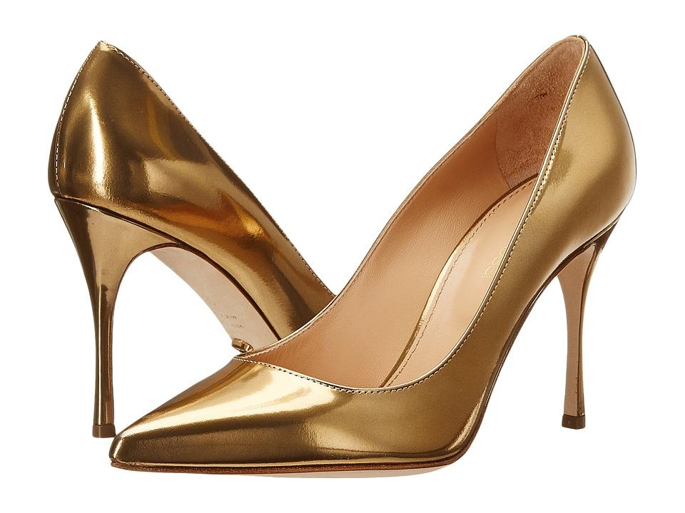 Sergio Rossi - Godiva (Gold) High Heels