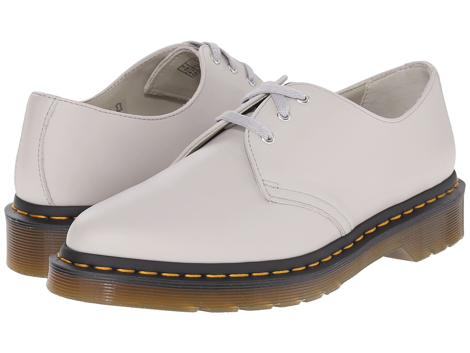 Dr. Martens Dupree 3-Eye Shoe (Soft Grey/Danio) Women