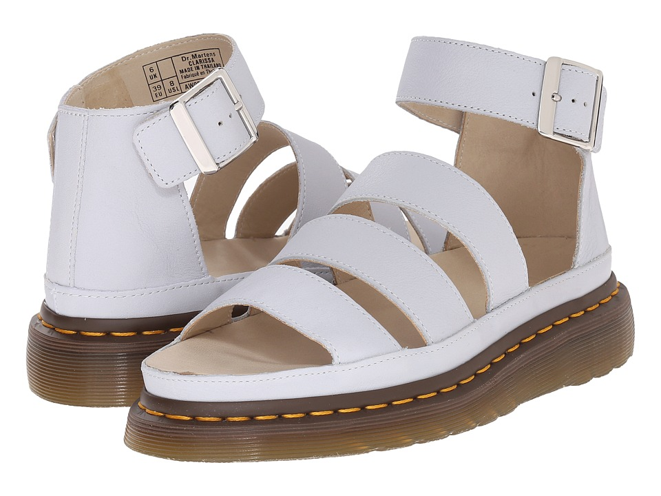 Dr. Martens - Clarissa Chunky Strap Sandal (Blue Moon/Virginia) Women's Sandals