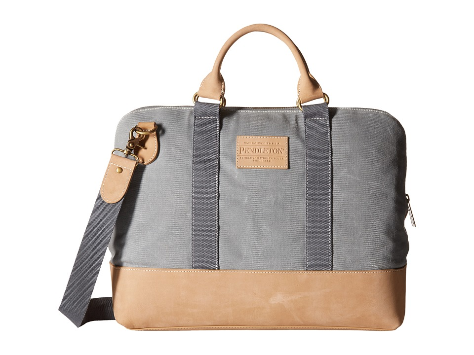 Pendleton - Grounded Messenger (Gold/Grey Ombre) Messenger Bags