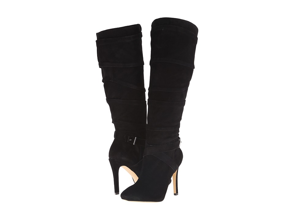 GUESS - Daris (Black Suede) Women