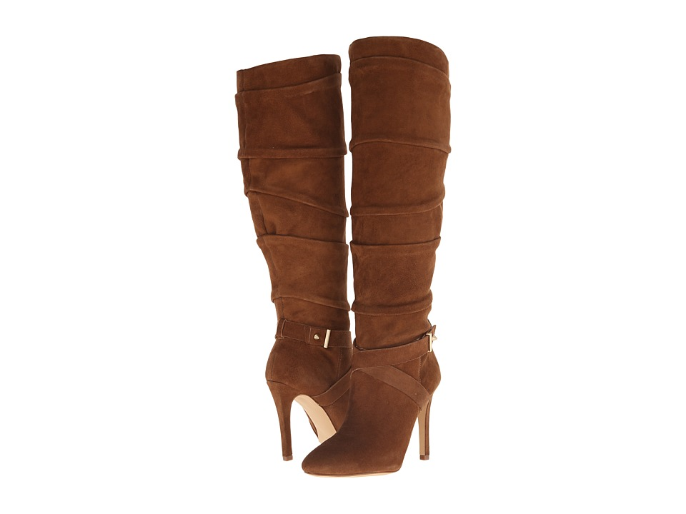 GUESS - Daris (Brown Suede) Women