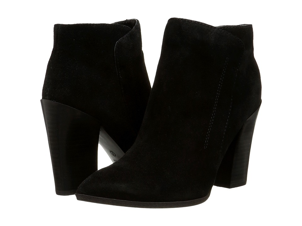 GUESS - Hardey (Black Suede) Women