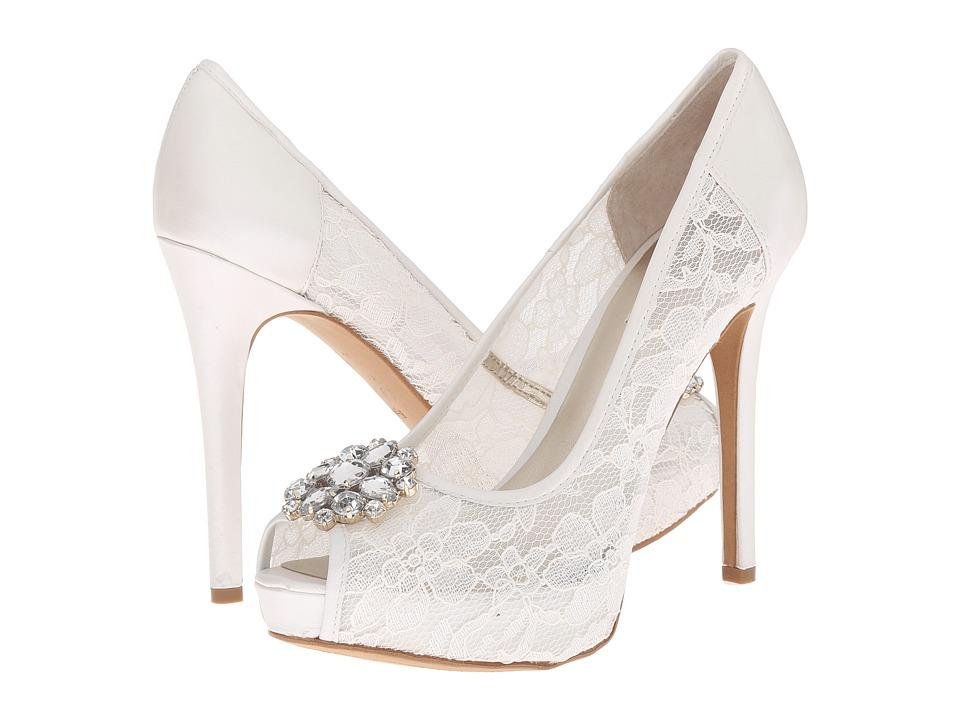 GUESS - Hotspot (White Lace) High Heels