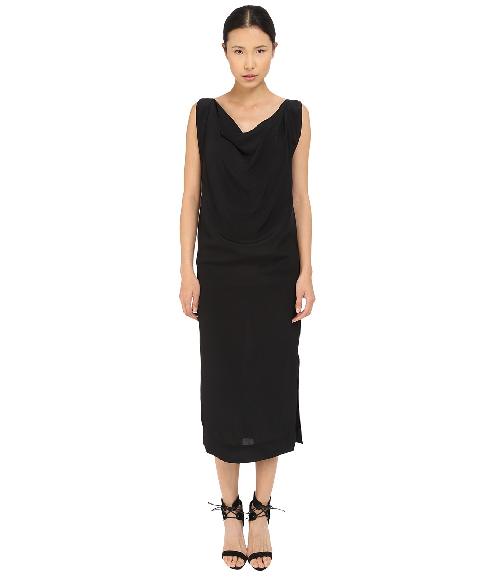 Vivienne Westwood Ridge Dress (Black) Women