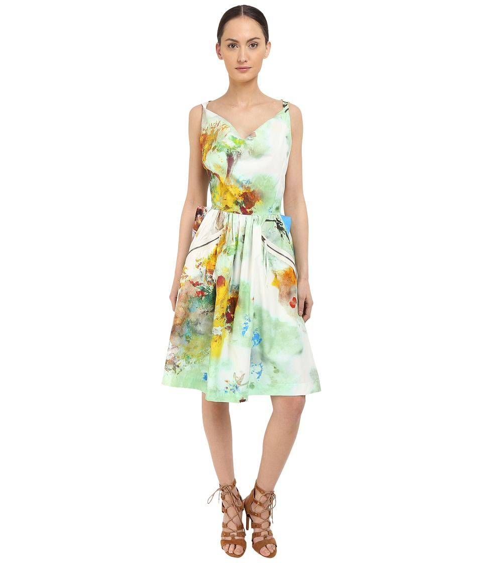Vivienne Westwood - Punk Monroe Dress (Multi) Women's Dress