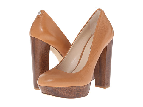 GUESS - Padey (Tan Leather) High Heels